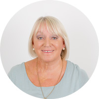 Sue Evans, Sales Manager